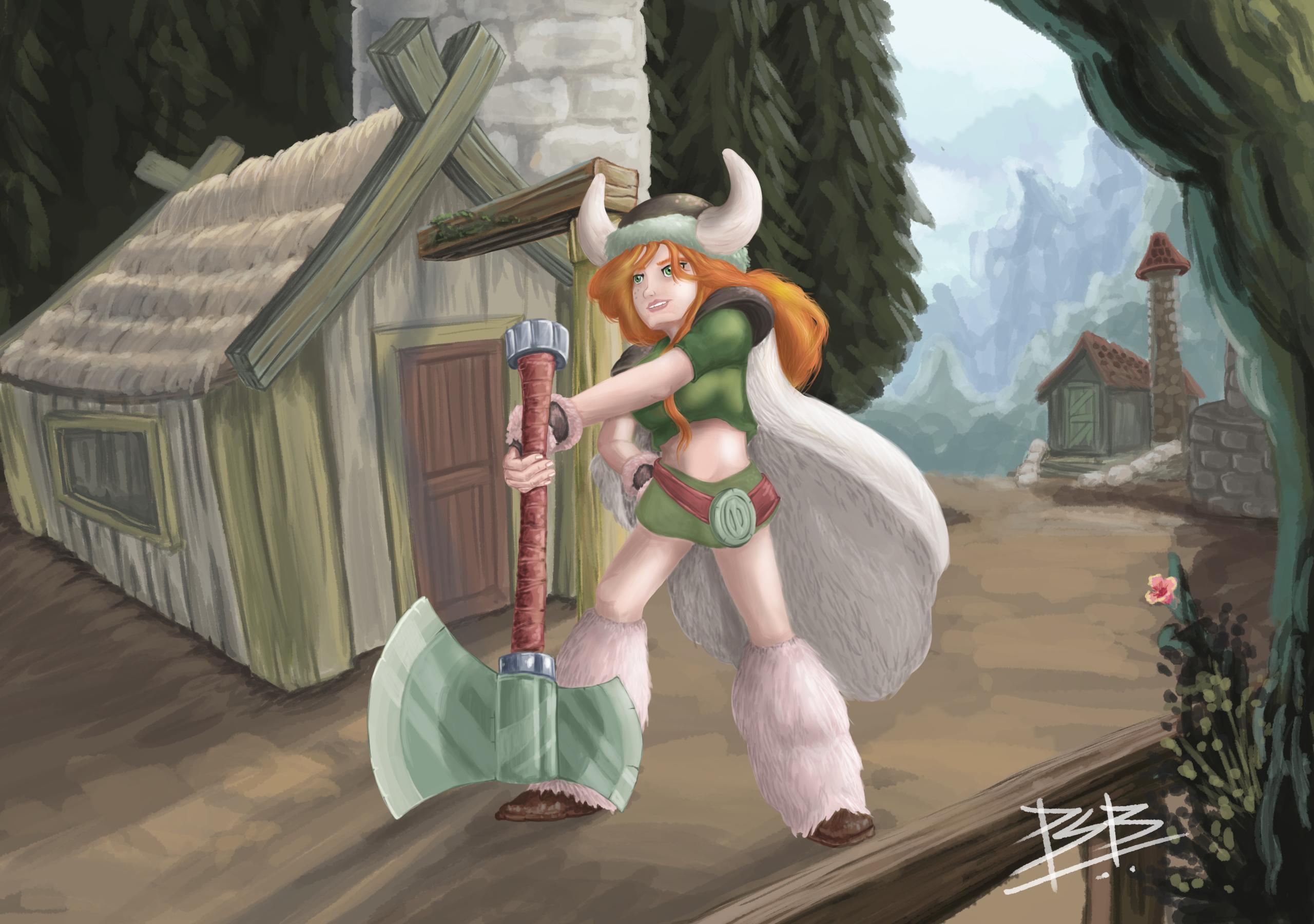 vikinggirl