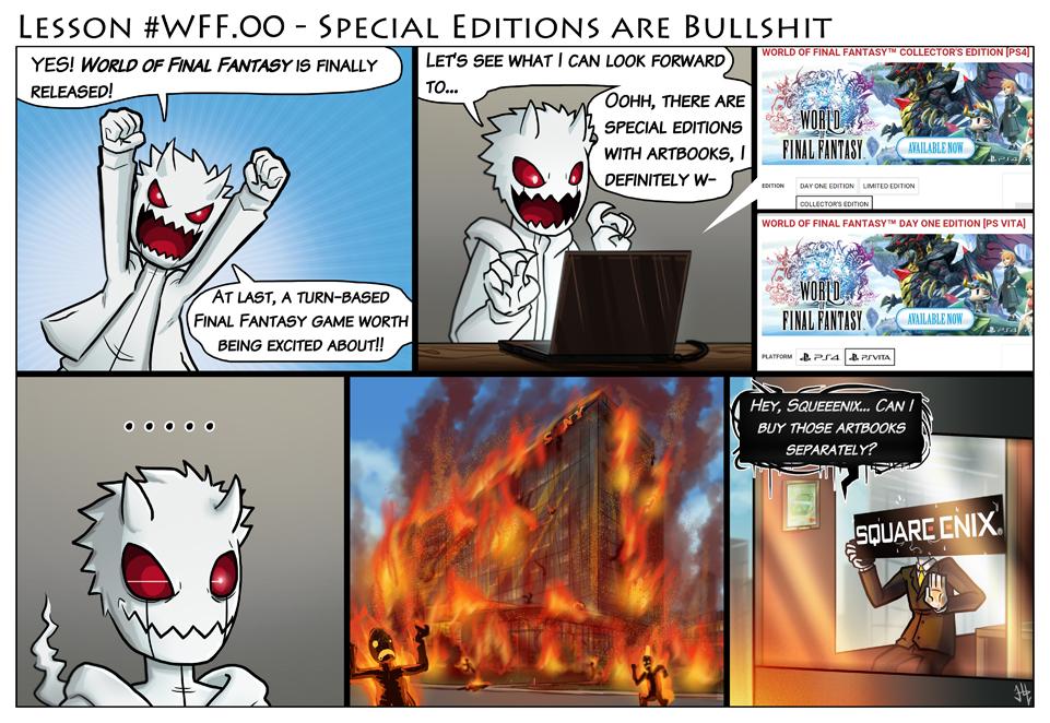 Final Fantasy Lesson #WFF.00