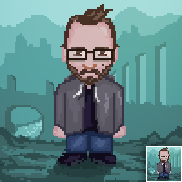 ME - Pixel Art