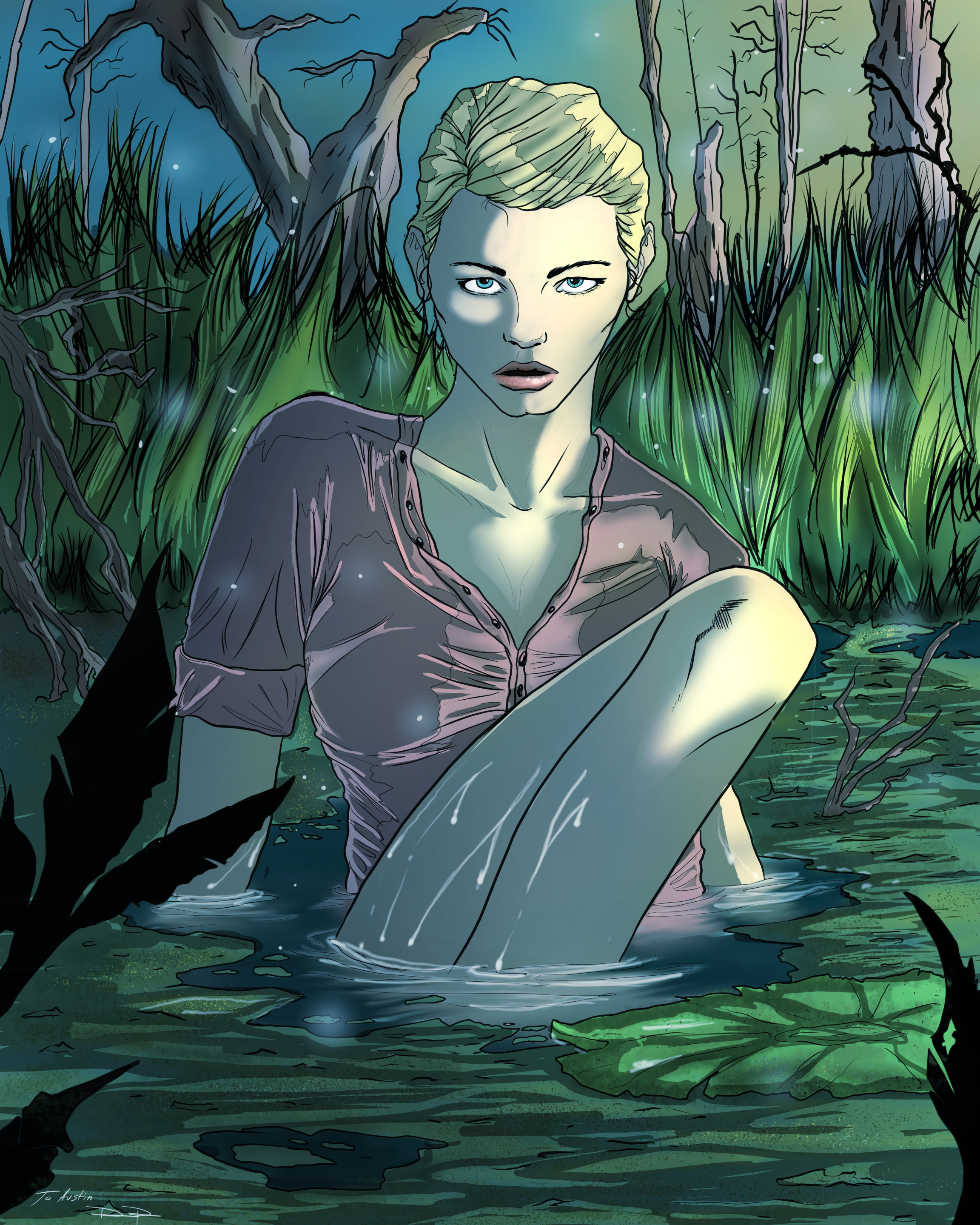 The Lady in the Water