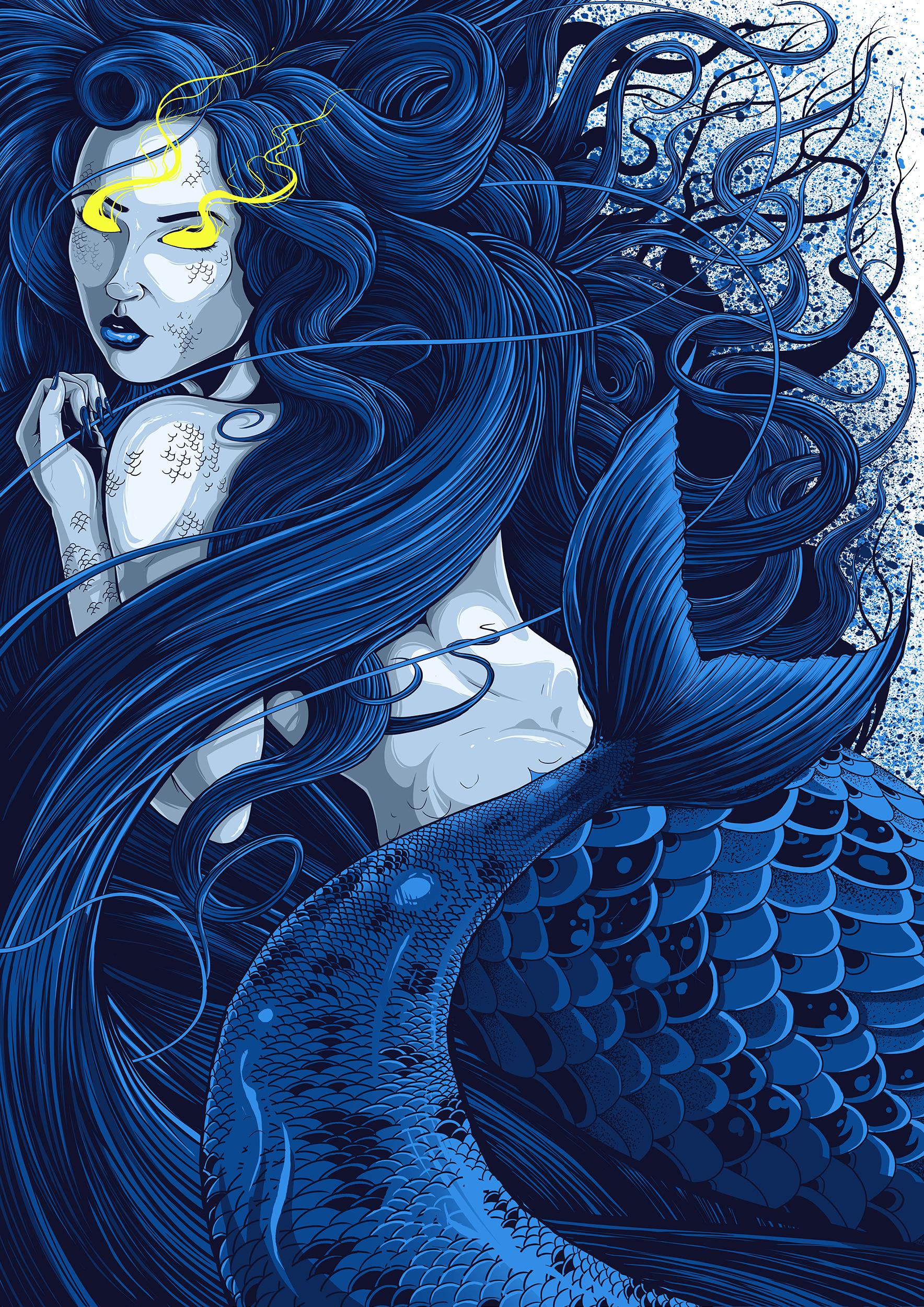 Mermaiden (B)