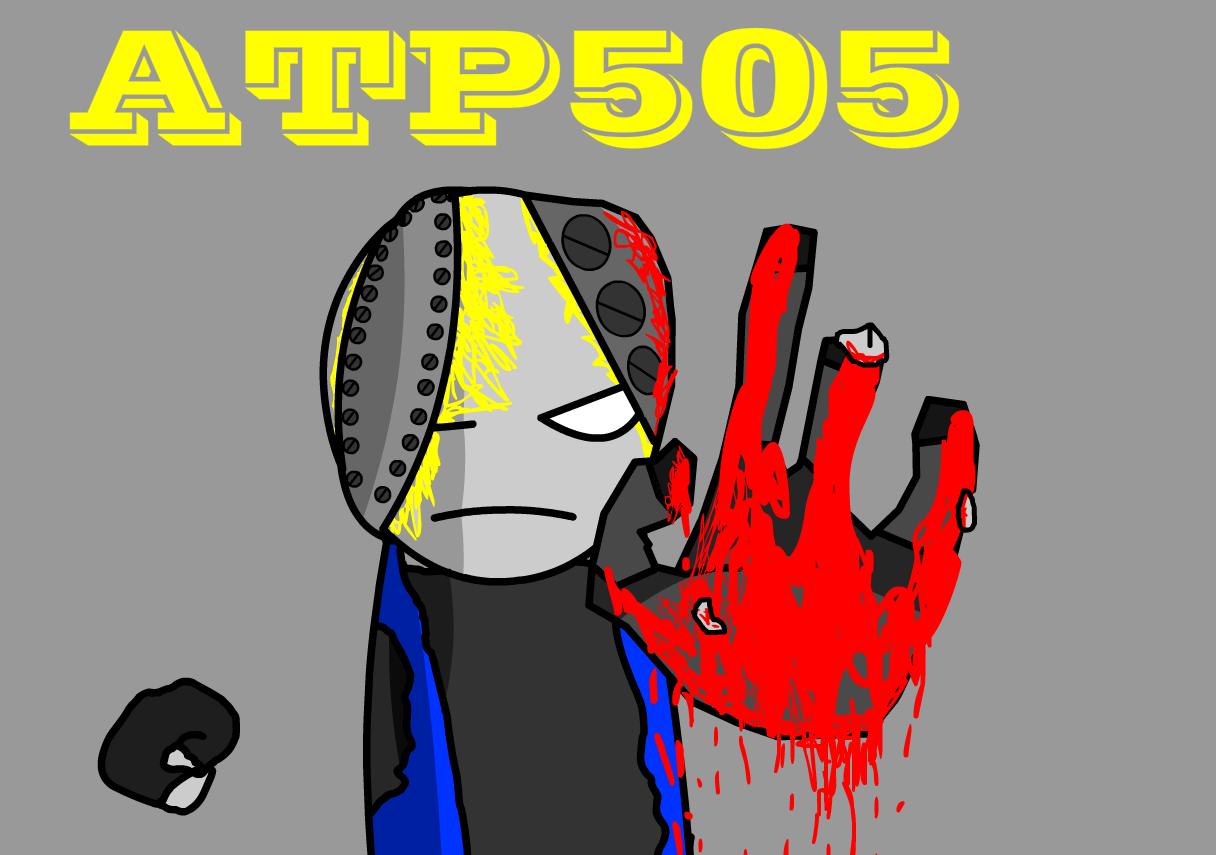 Happy birthday ATP505!