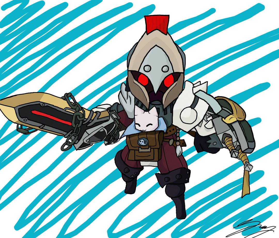 Spiral Knights: Spartanjoey