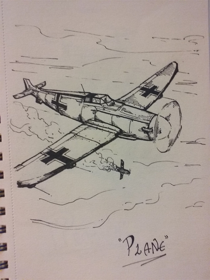 DAY 08 - Plane