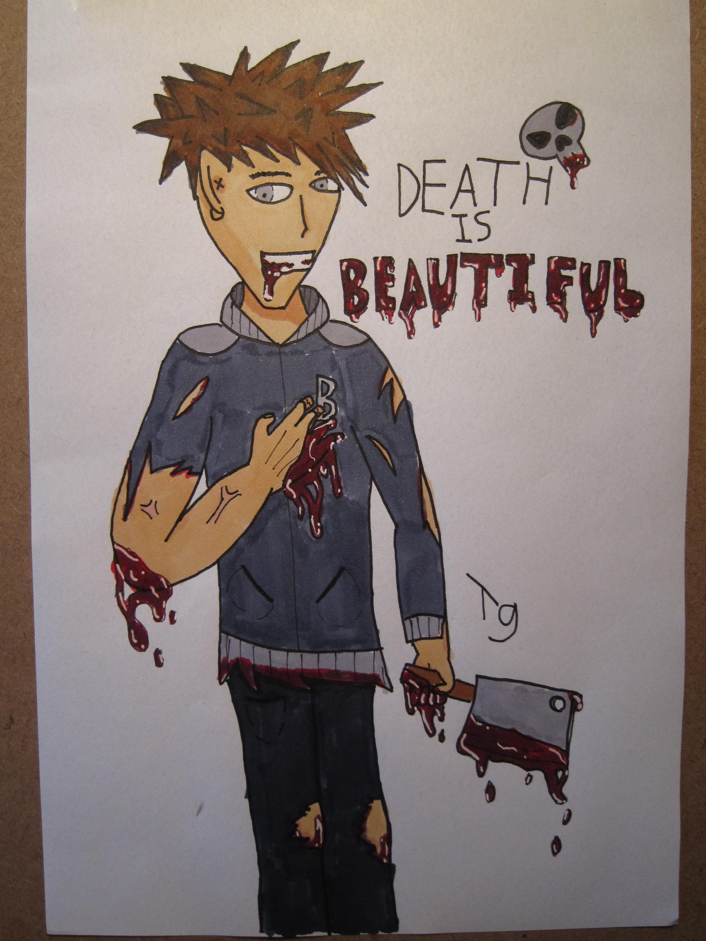 death is BEAUTYFUL!