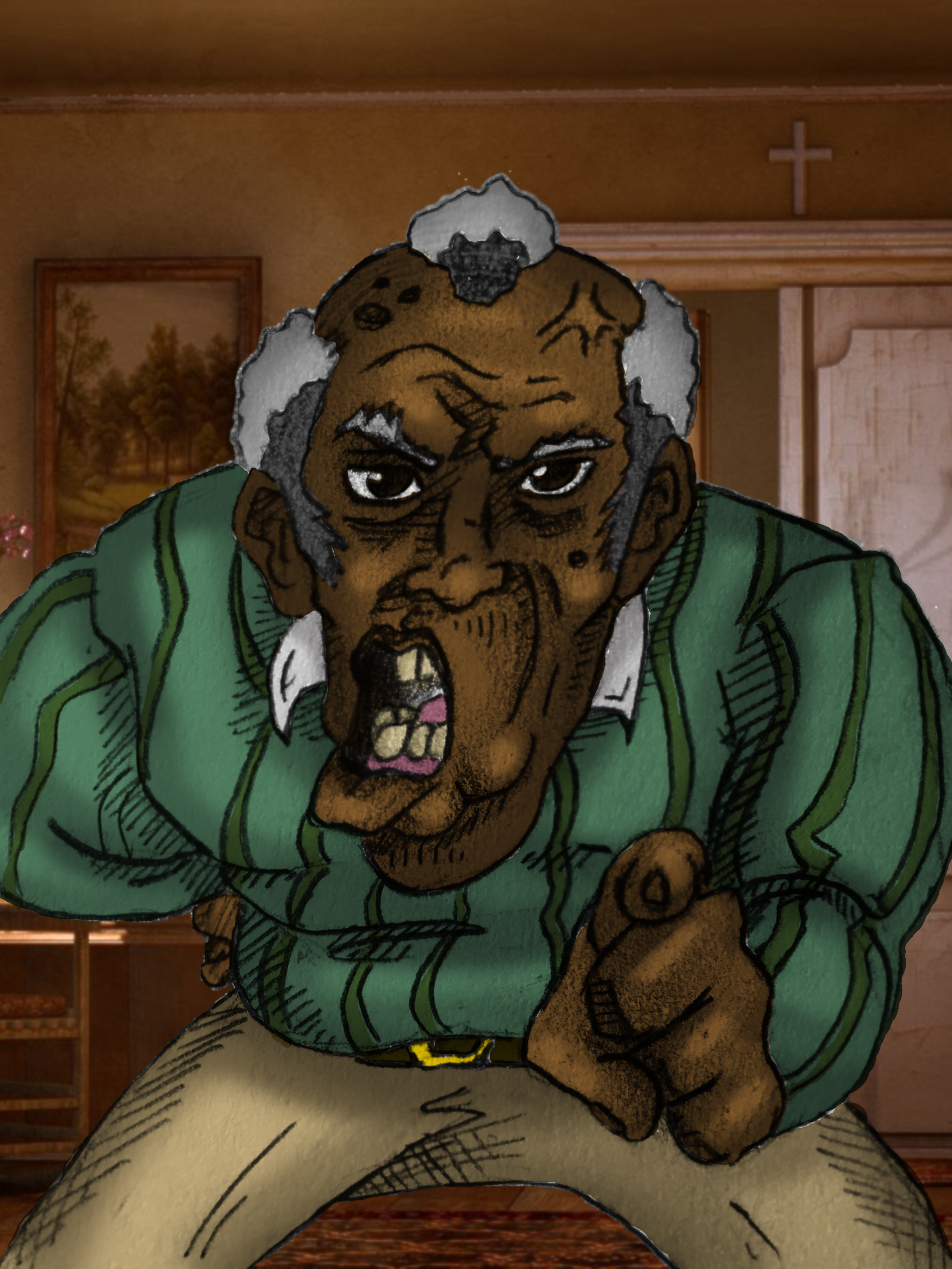 Mr. Oldman