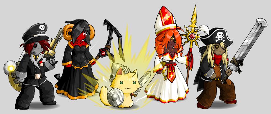 Evil Players