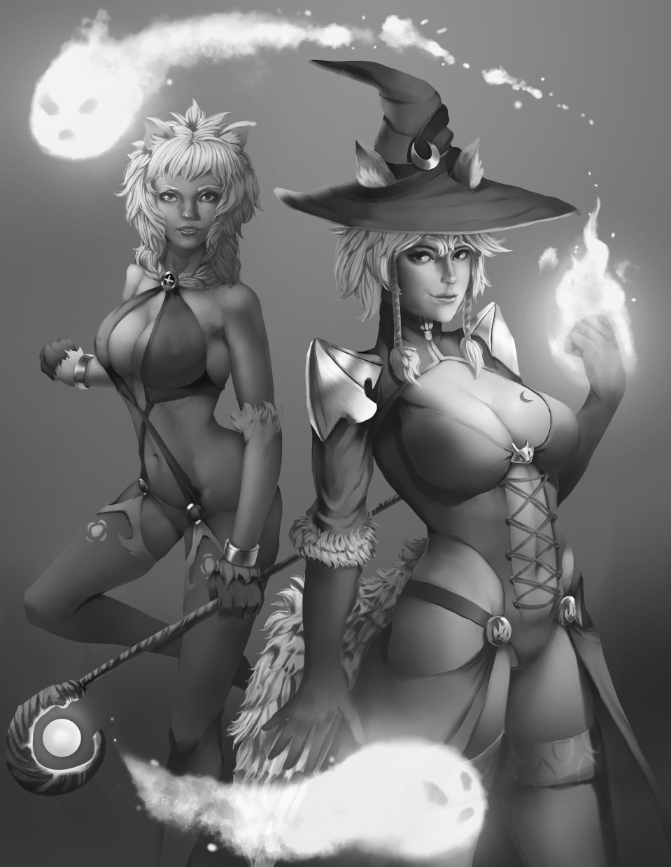 Mage Duo