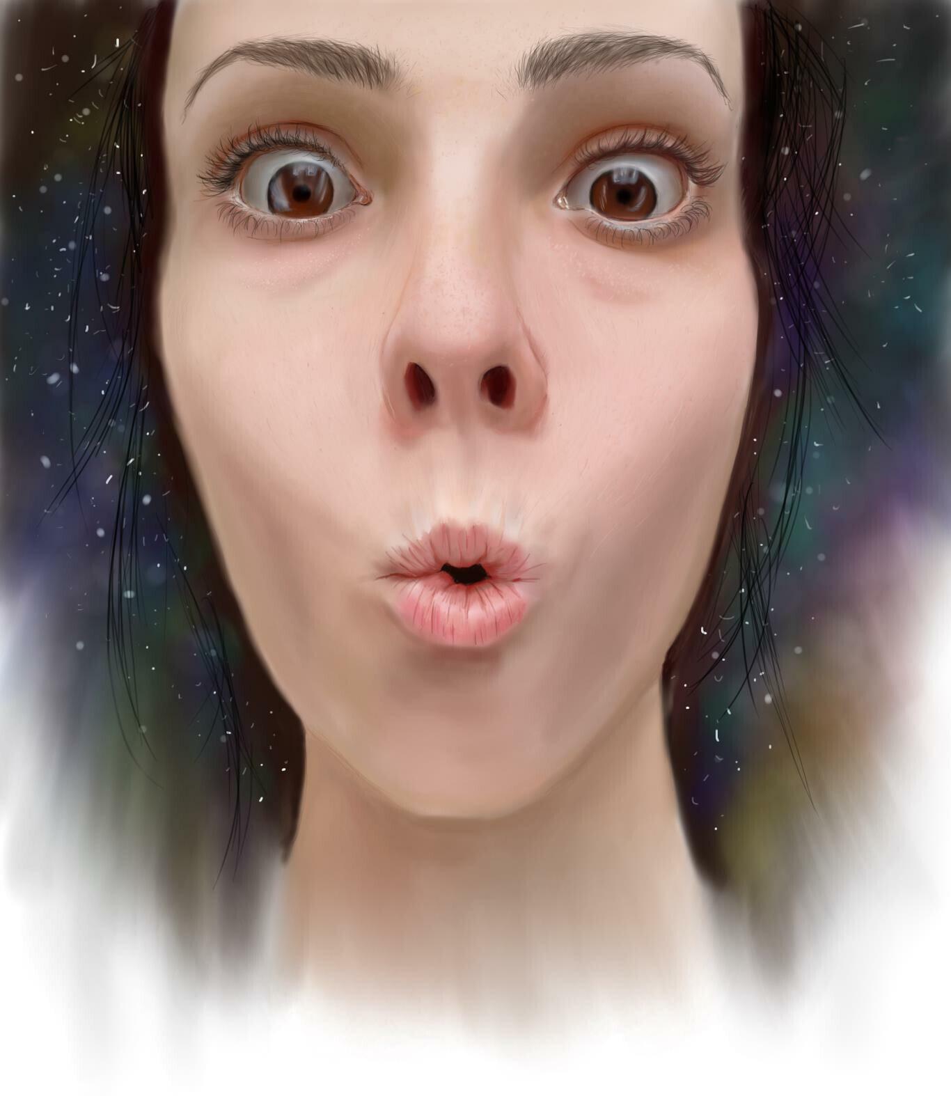Cosmic Self-Portrait