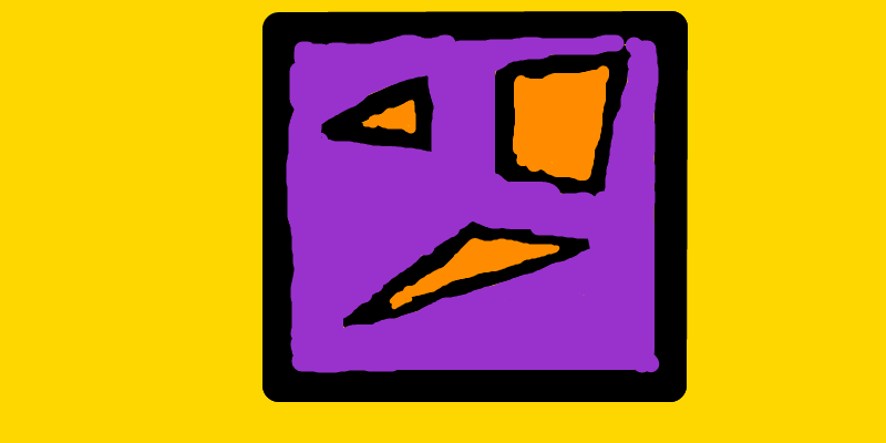 Geometry Dash Icon Idea 2: Another one!