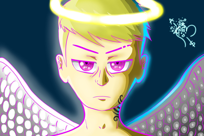 Unhappy Angel