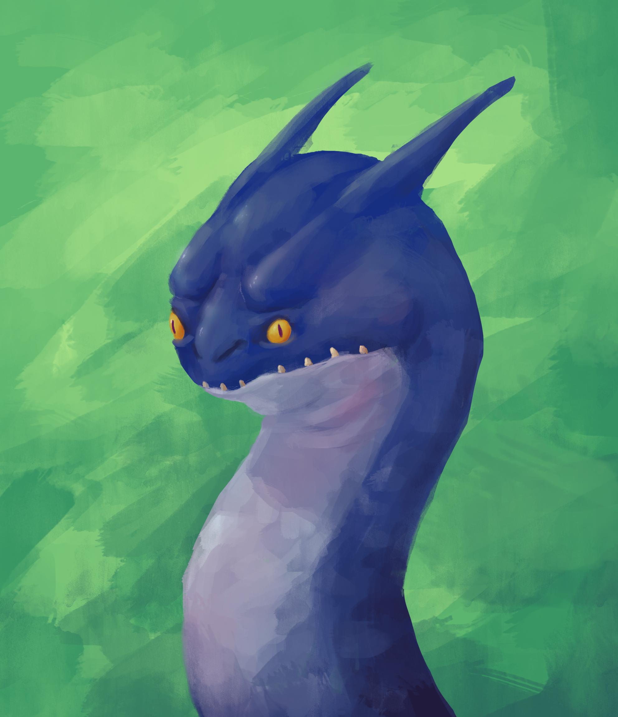 Derp Dragon
