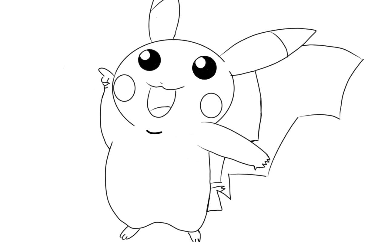 Pikachu Simple