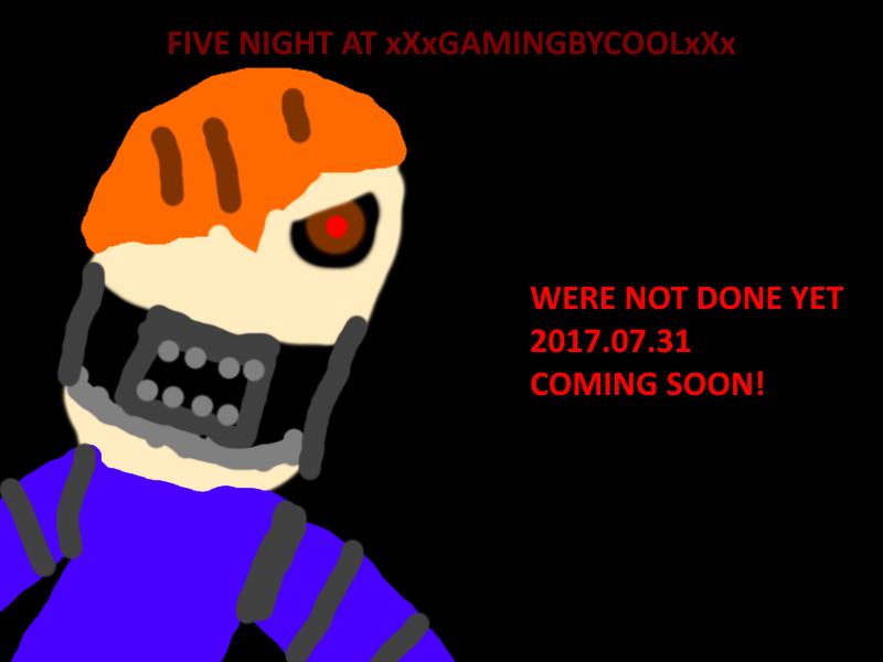 Five Night At Me 2