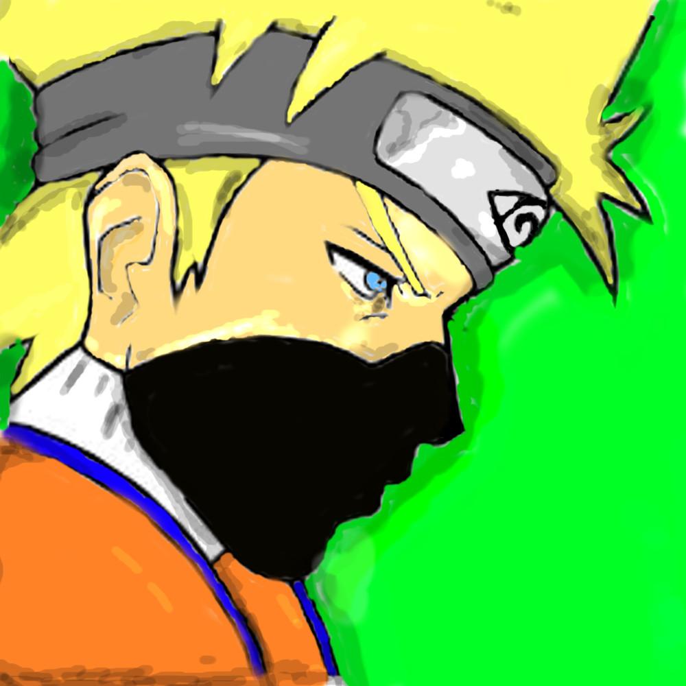 Naruto Digital Painting
