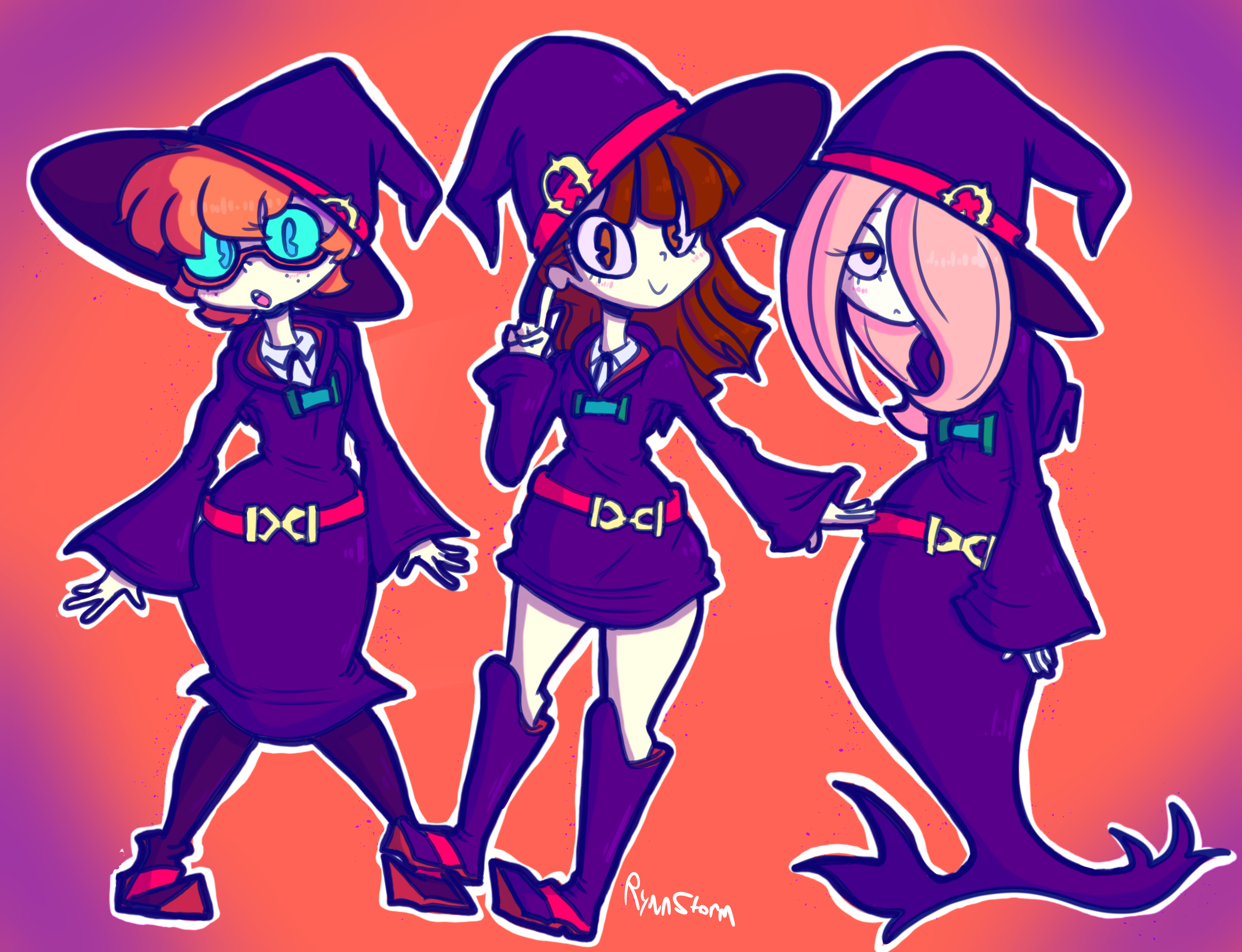 Little Witch Macademia Line-Up
