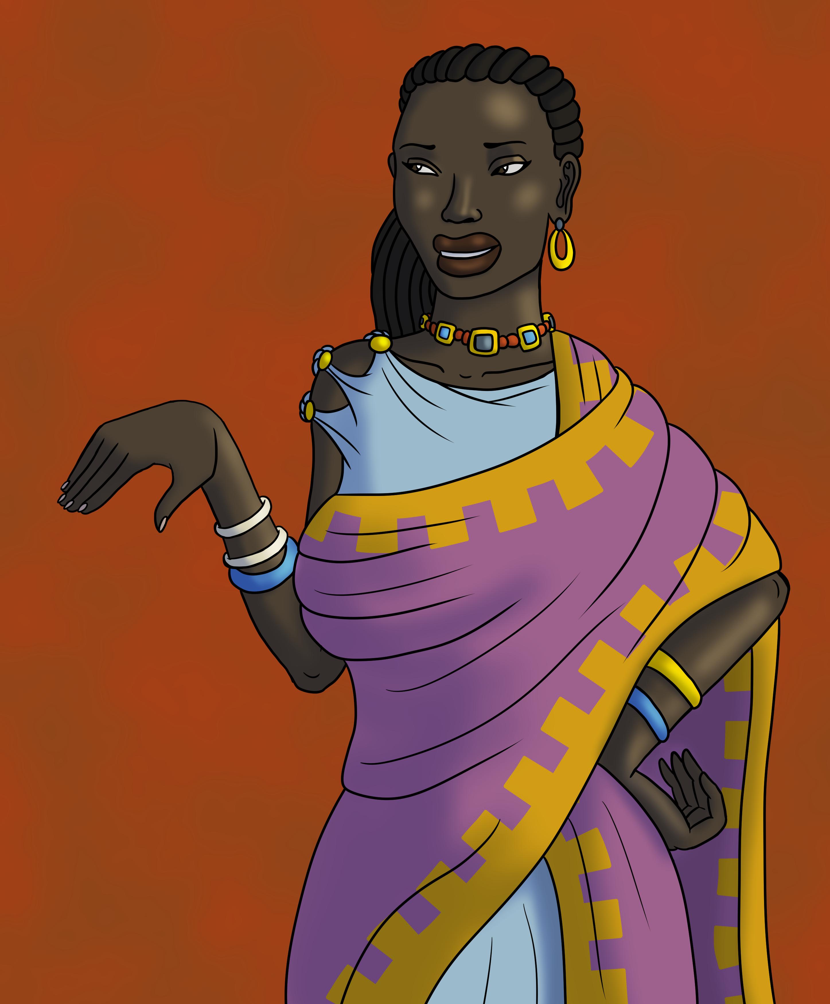 An Afro-Latina from York