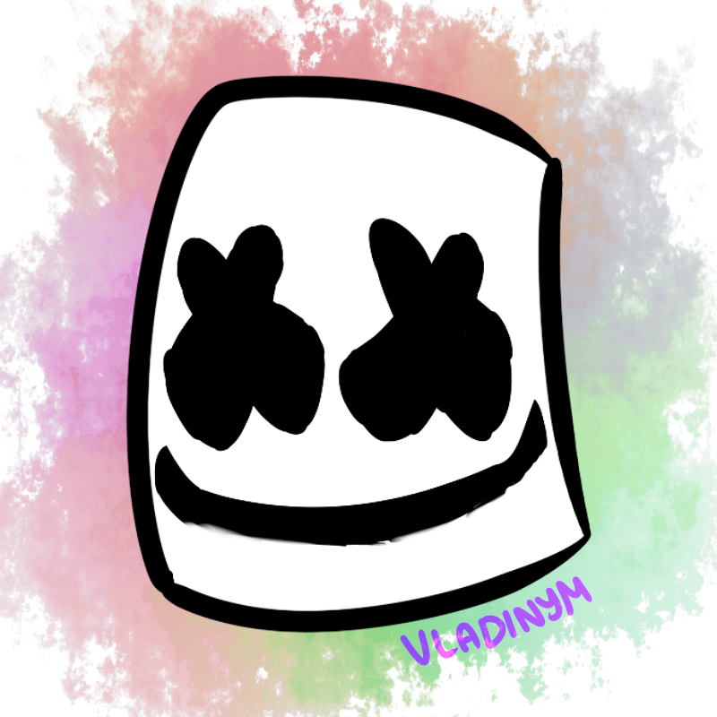 Marshmello Icon Thingy