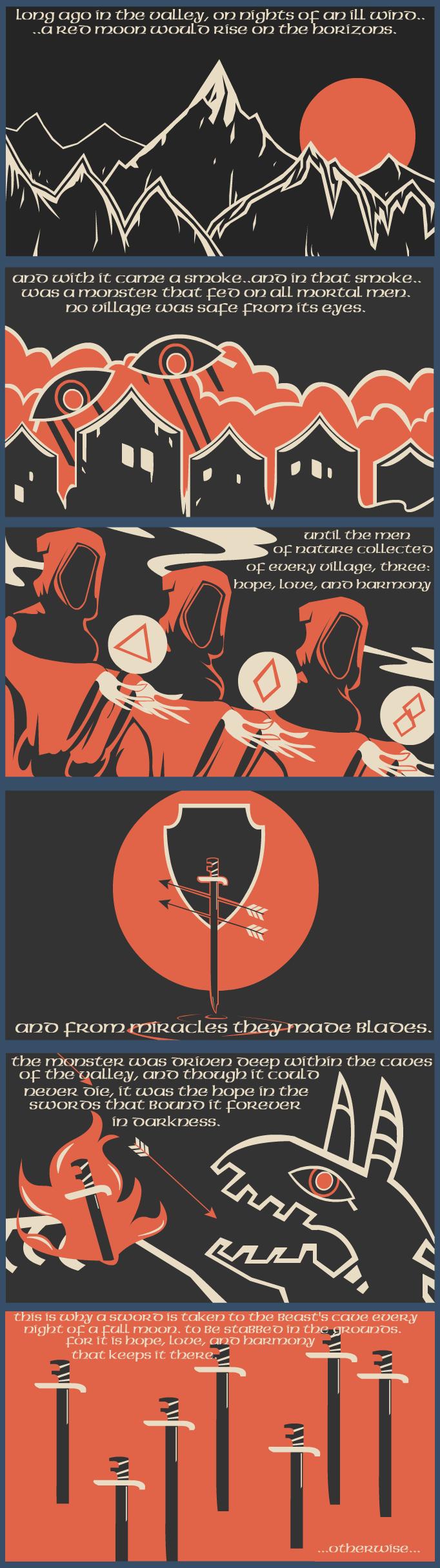 Sword Breaker Page 1