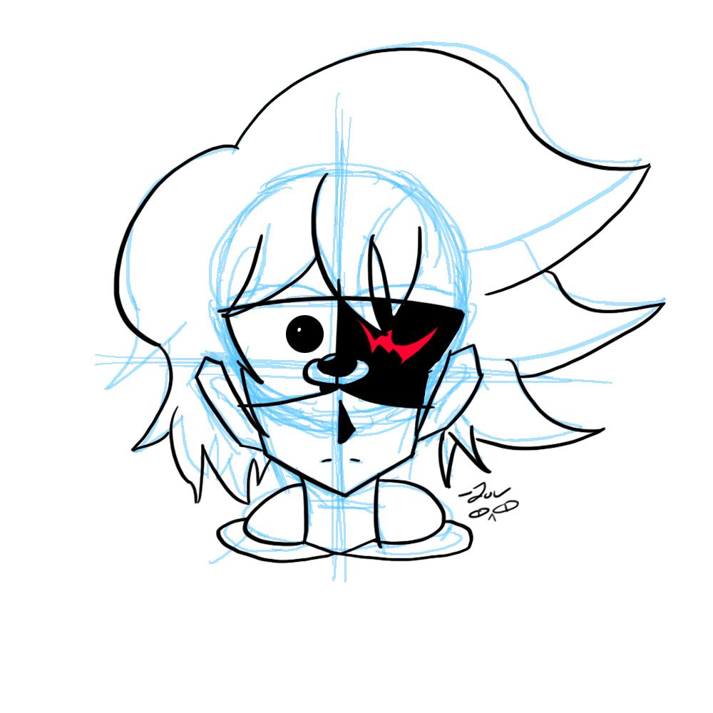 Just sketchin