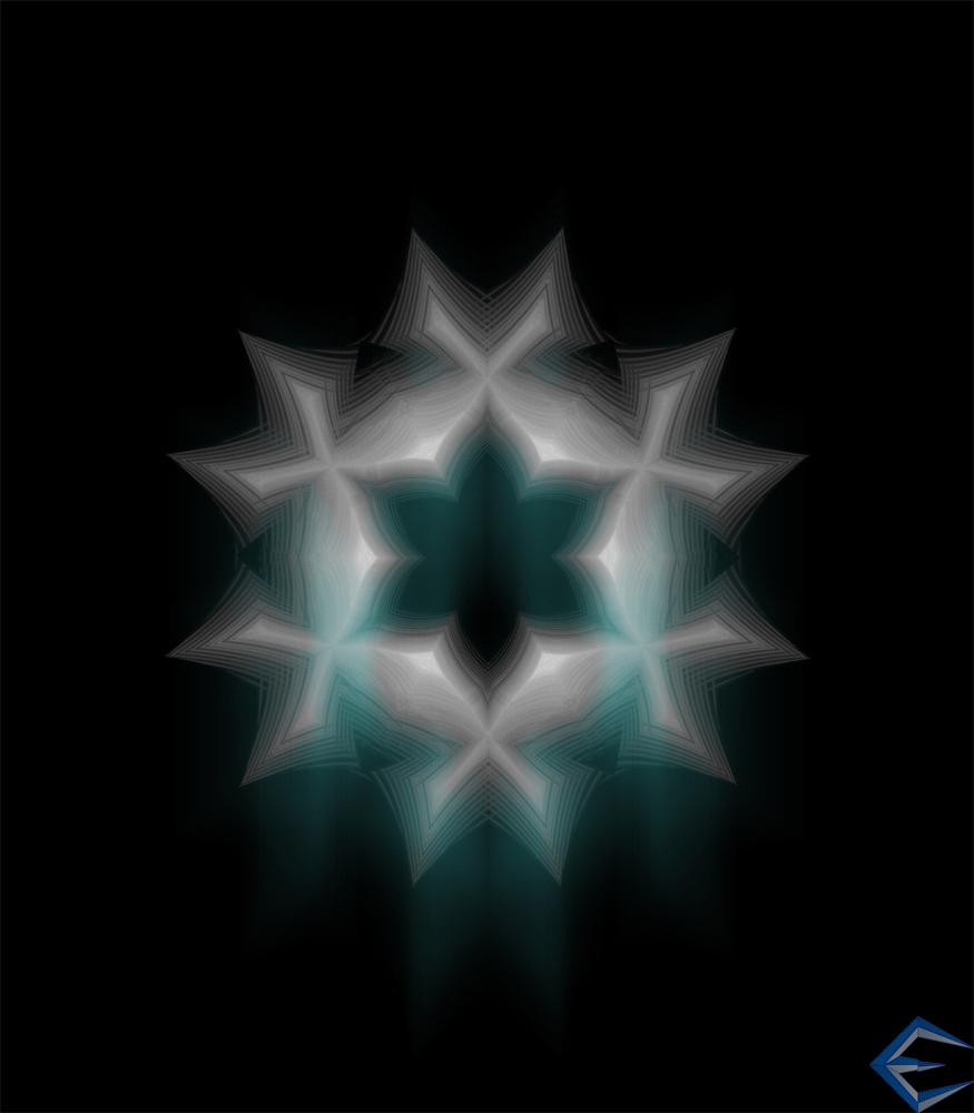Dripping Snowflake