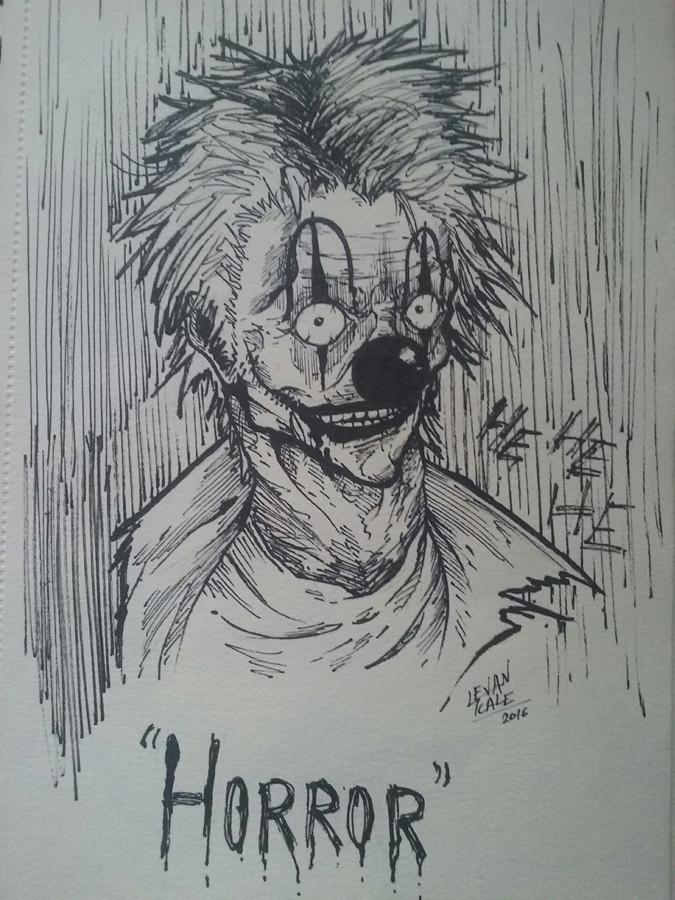 DAY 24 - Horror