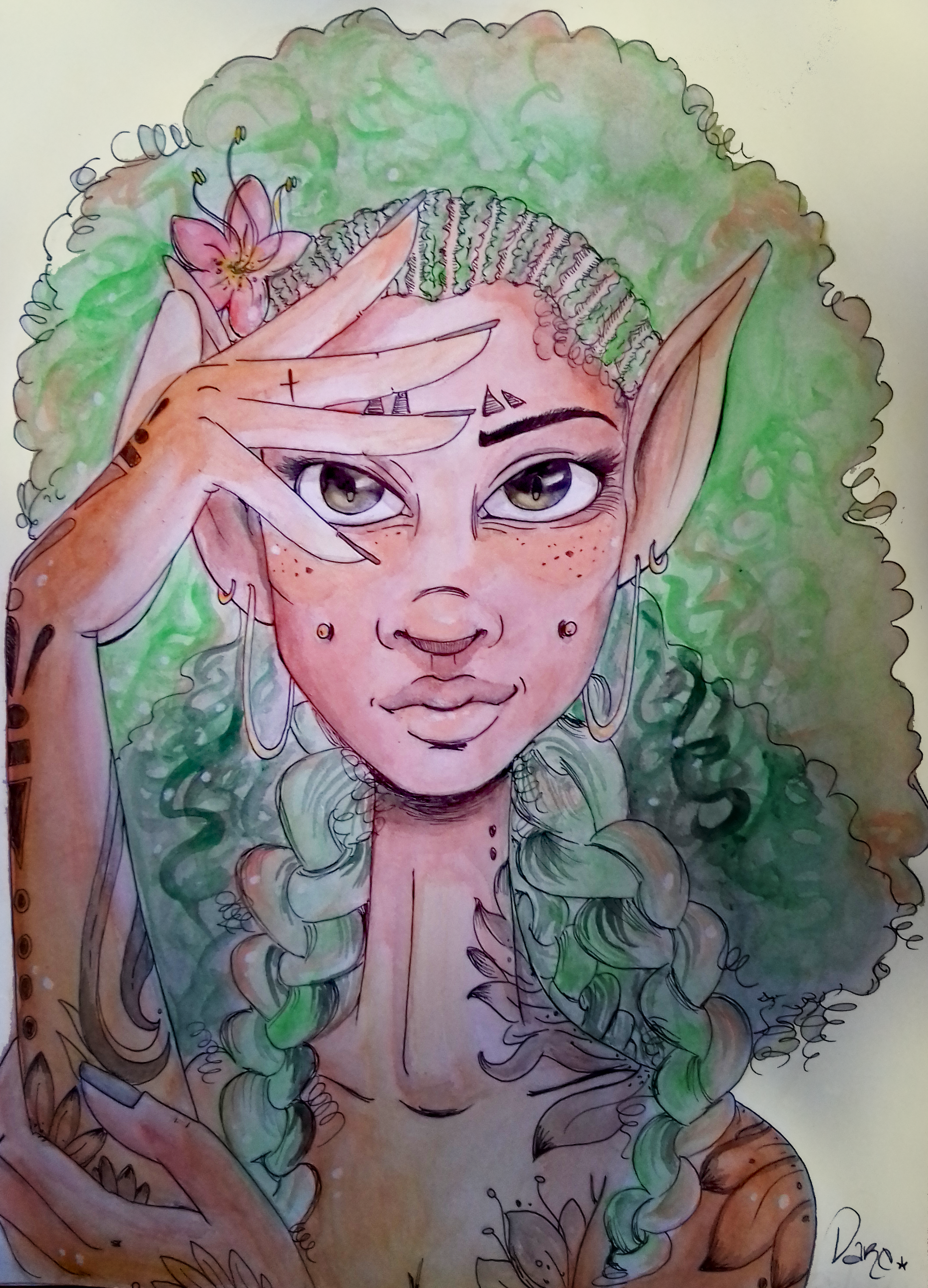 Ivy Cornrows