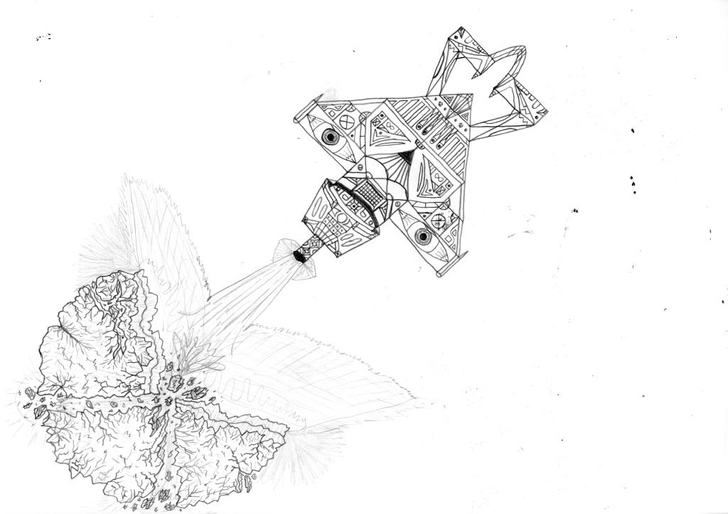 Art #17 -- Asteroidestroya