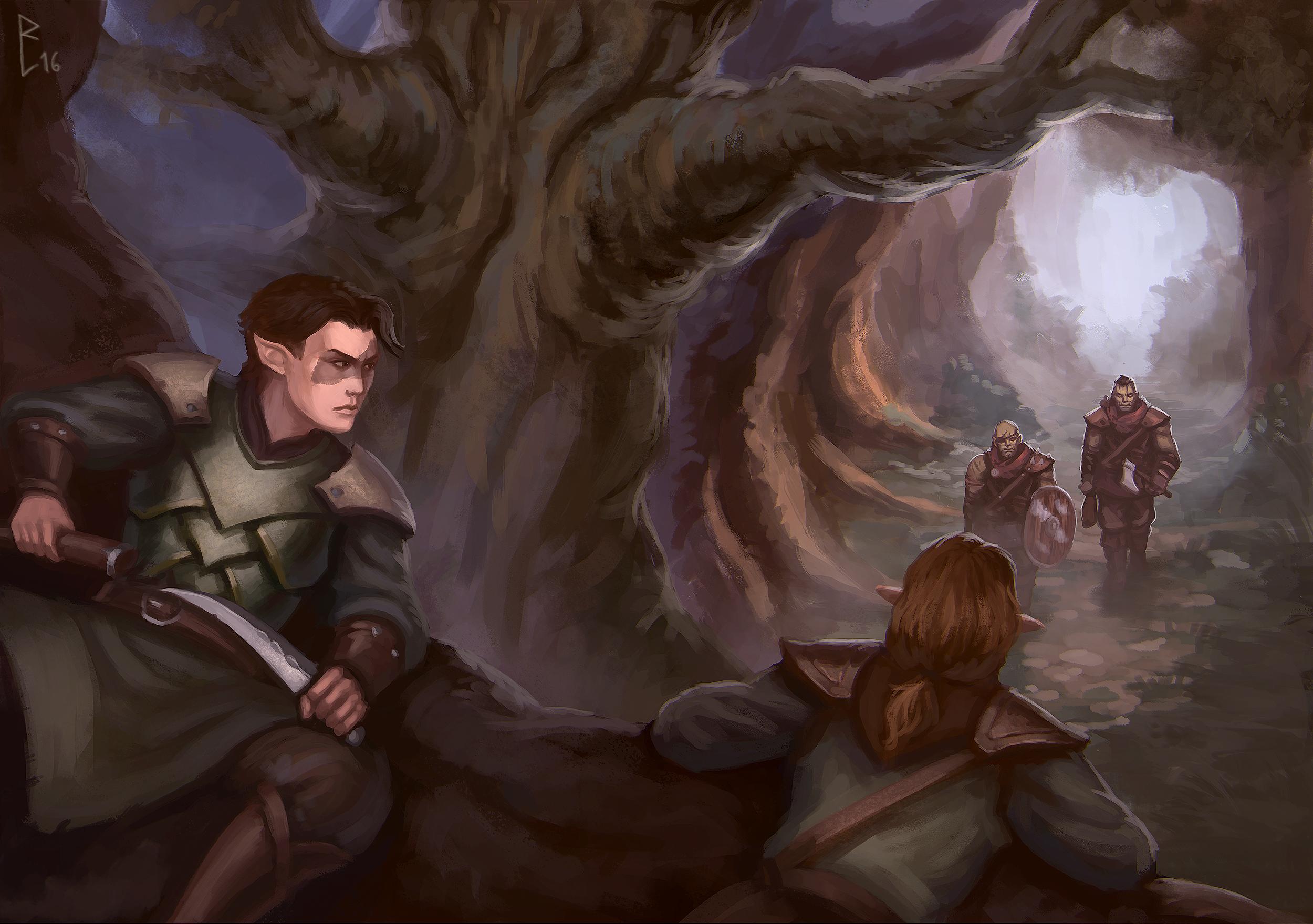 Elven Ambush