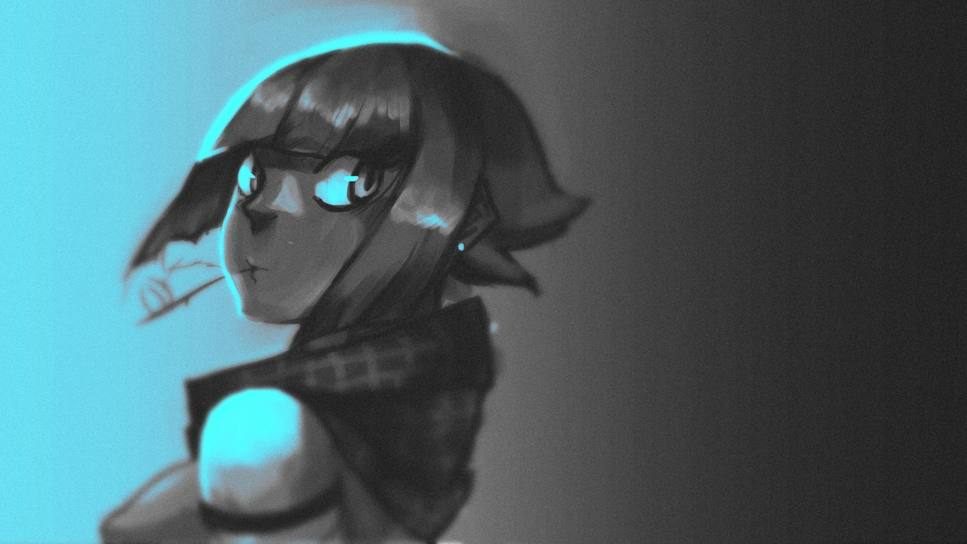 Random girl (Trying to get used to photoshop)