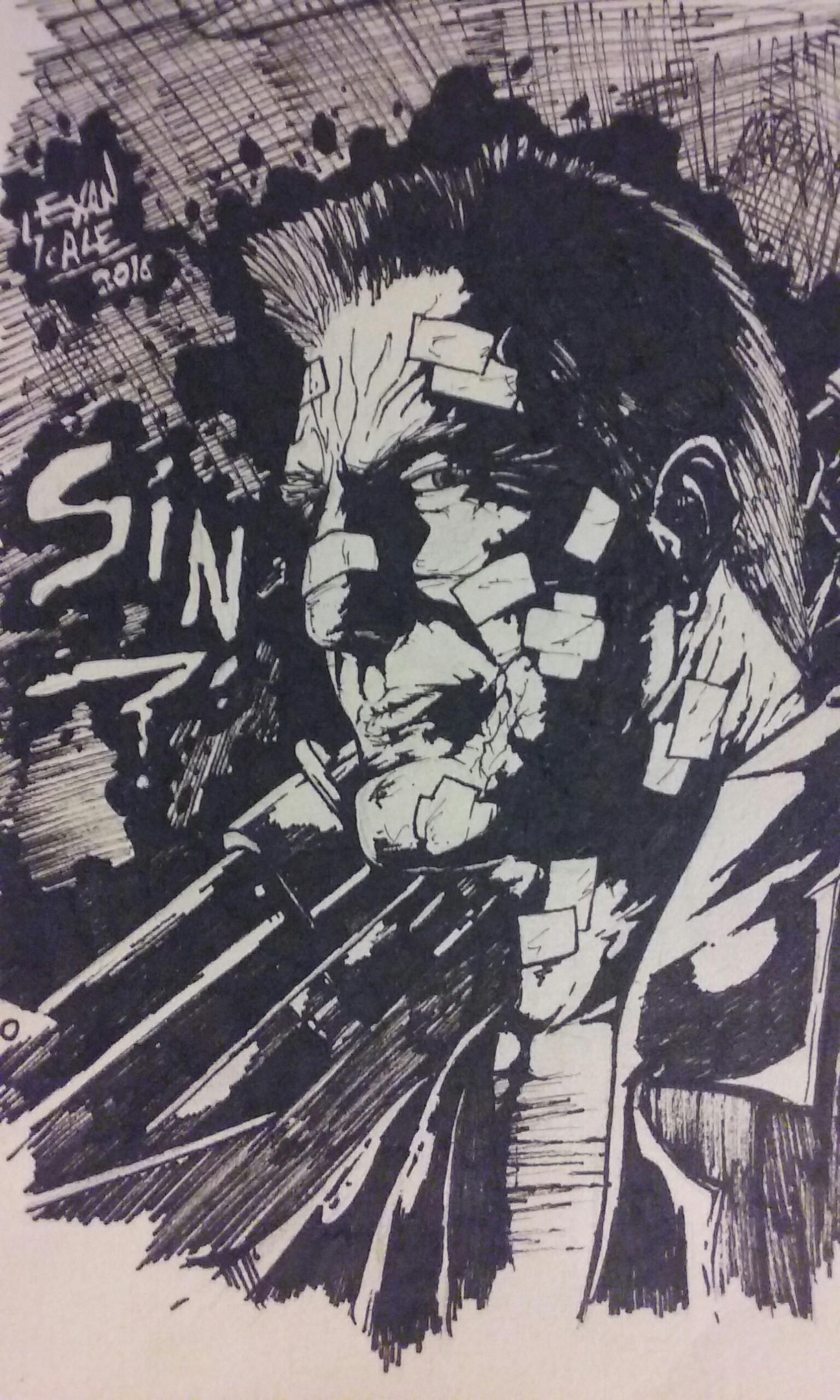 DAY 28 - Sin