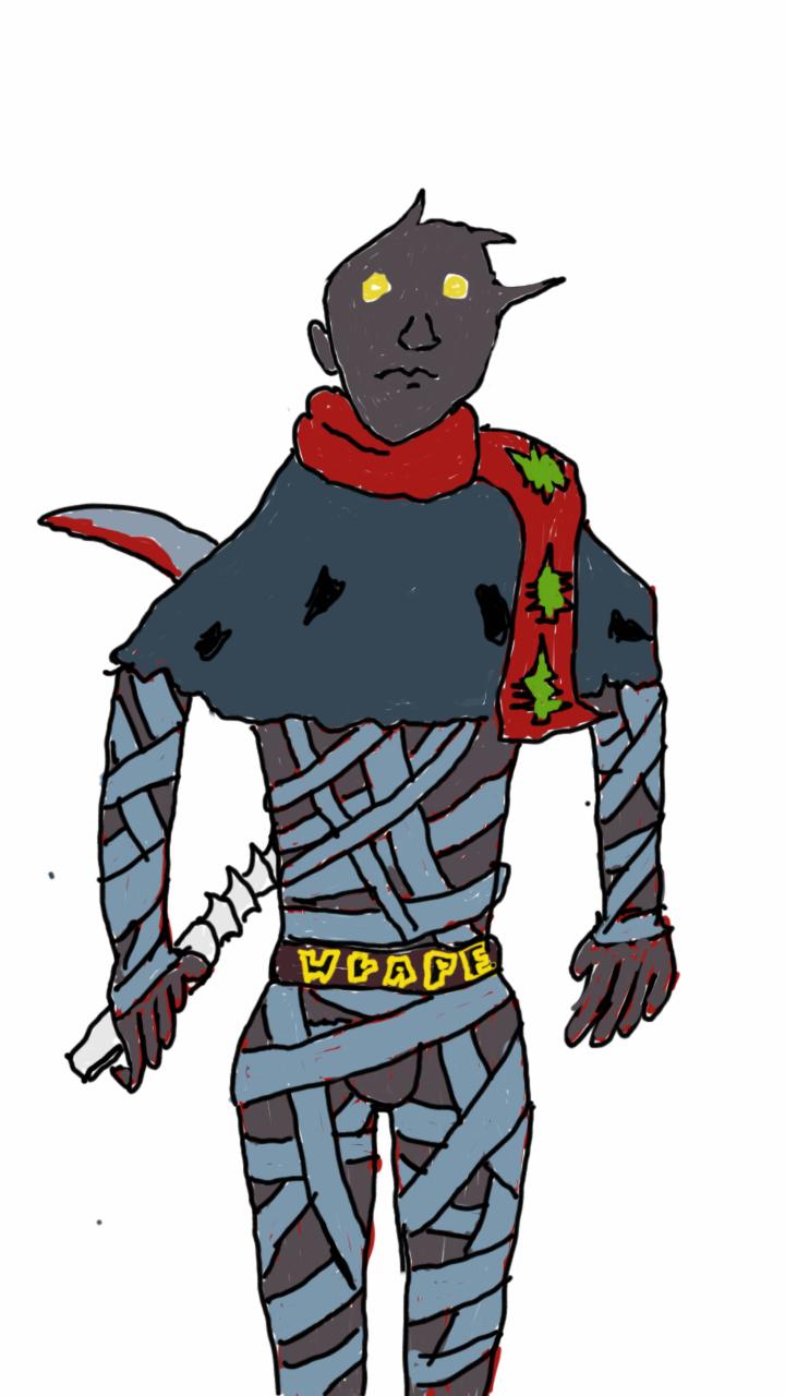 The Wraith (DeadByDaylight)