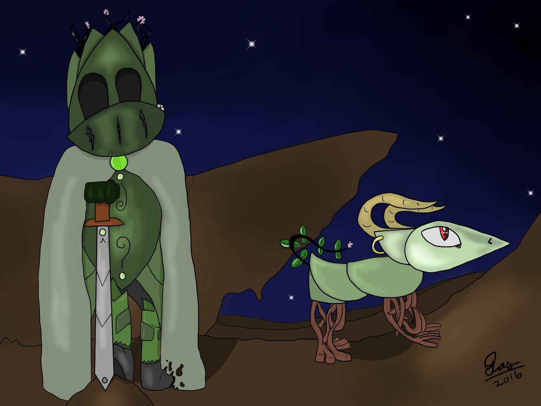 Dahon (pet) and Nature Knight
