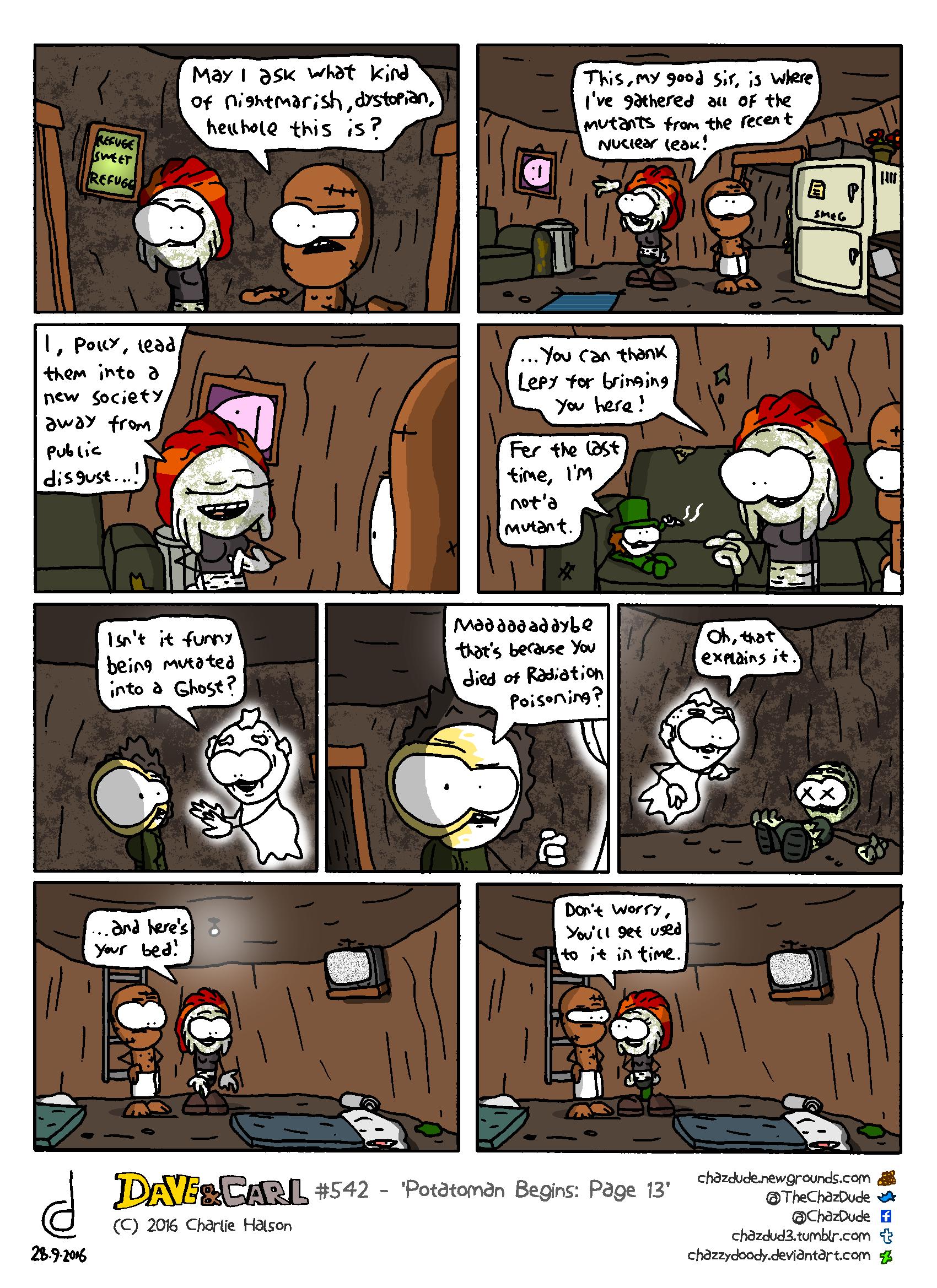 Potatoman Begins: Page 13