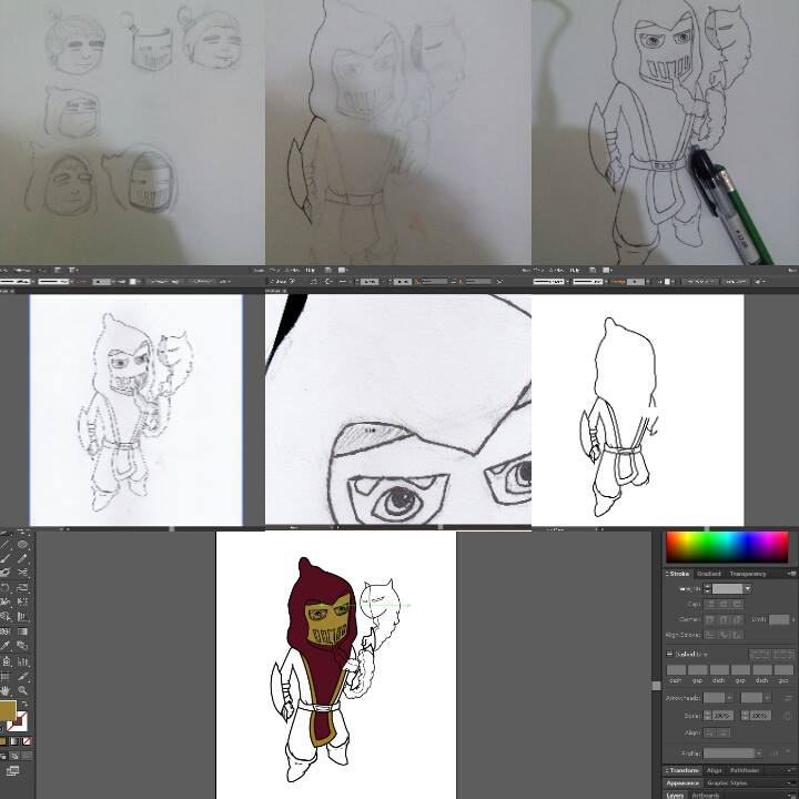 Progress - 1