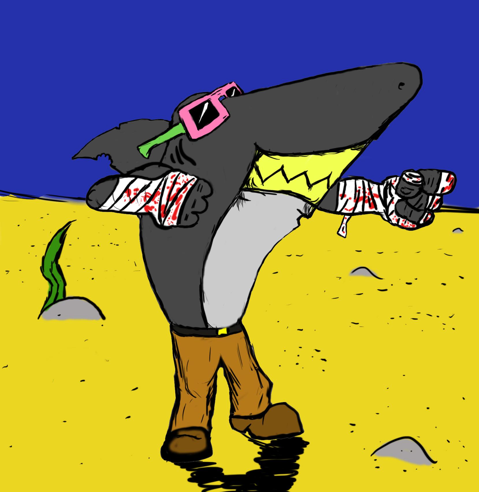 Sharkpunch