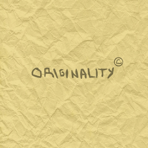 The Truth About Originality...