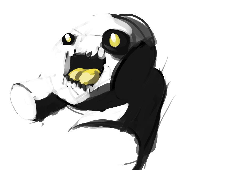 skull fixture