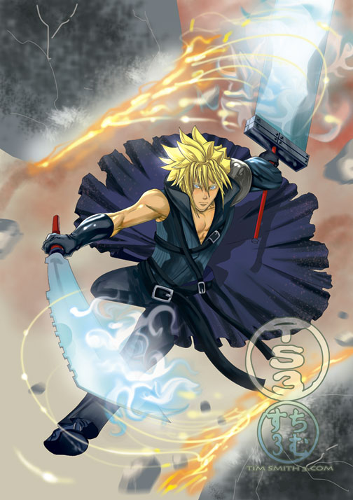 cloud, you can do it!