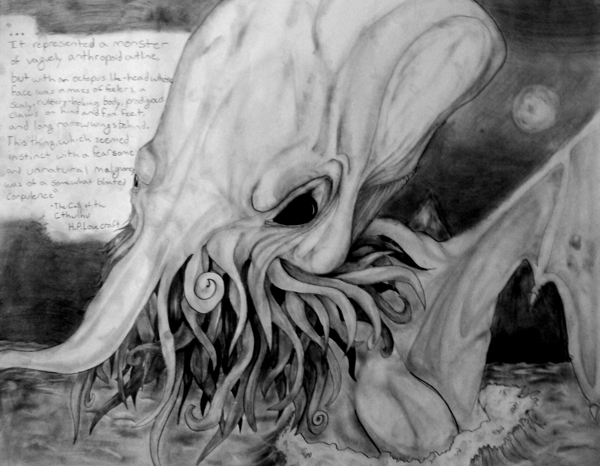 Interpretation of the Cthulhu