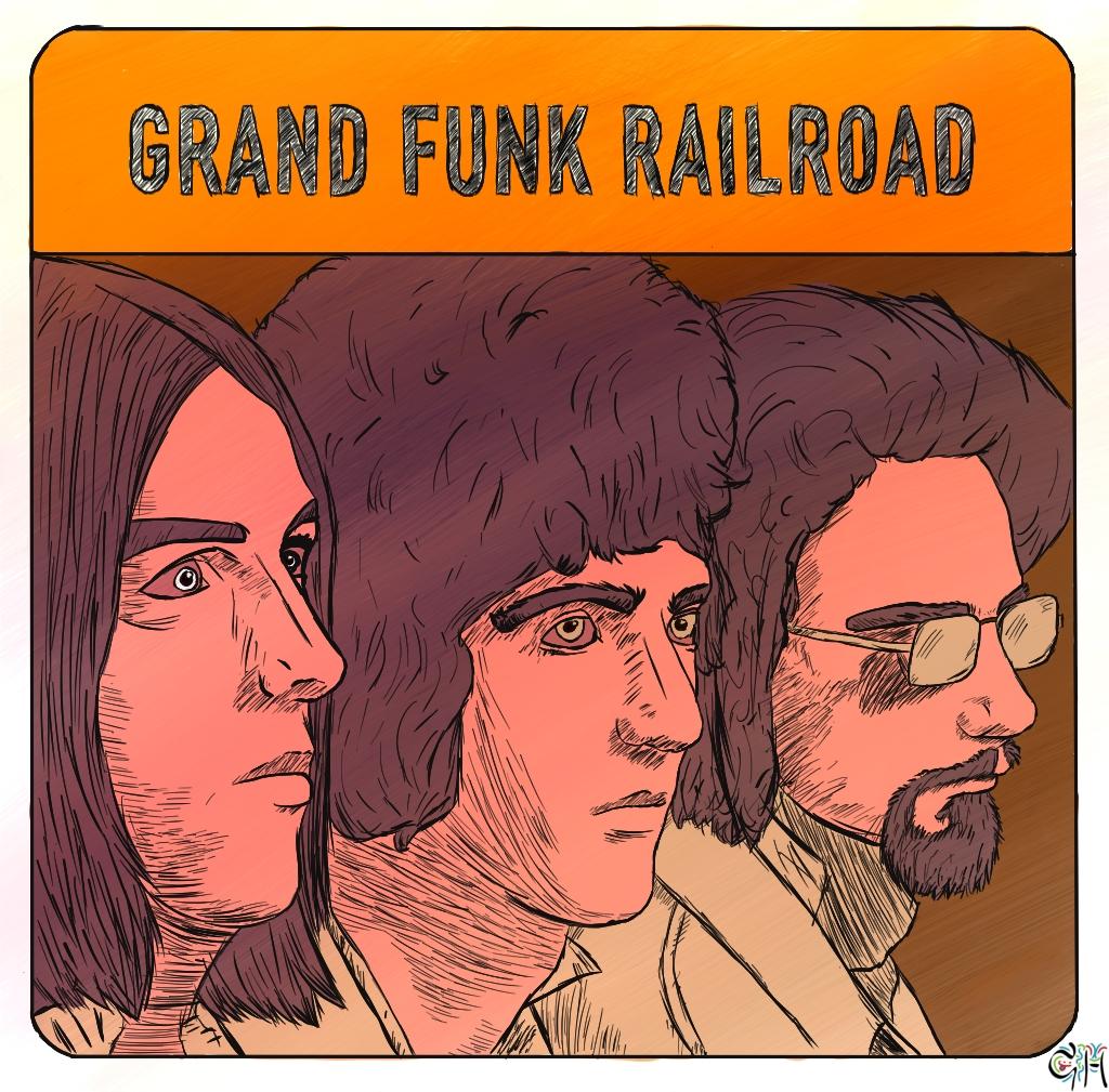 Grand Funk RailRoad Cover