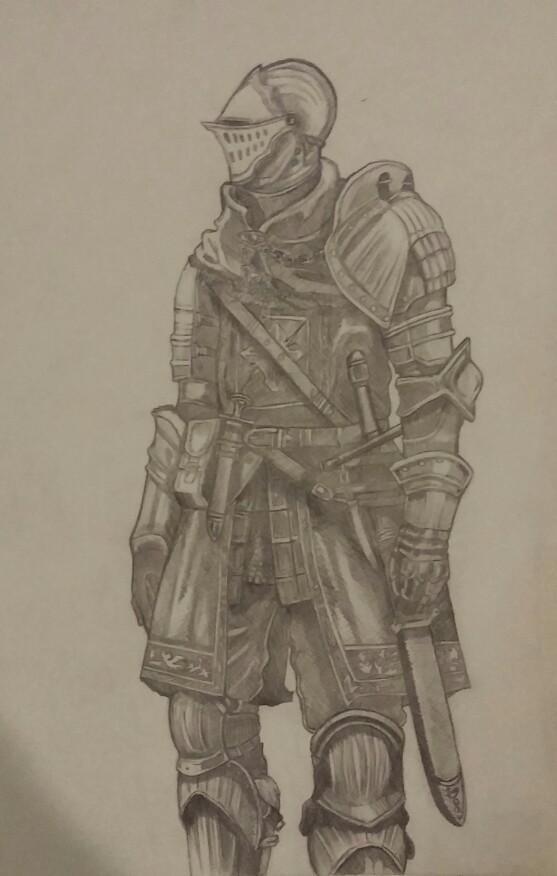Elite Knight Dark Souls