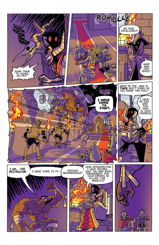 Monster Lands pg.93