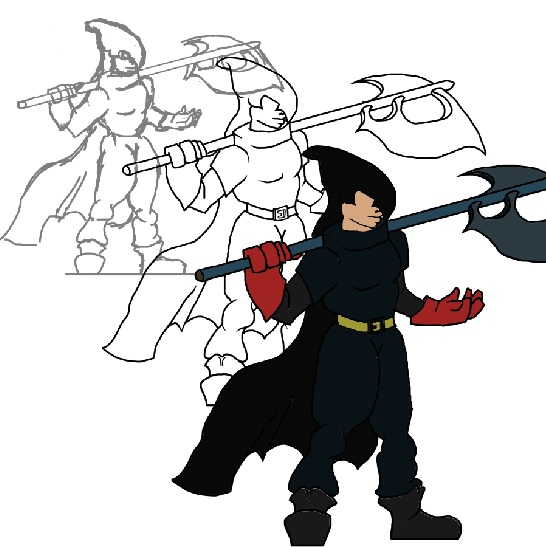 WIP for Hero and Pet
