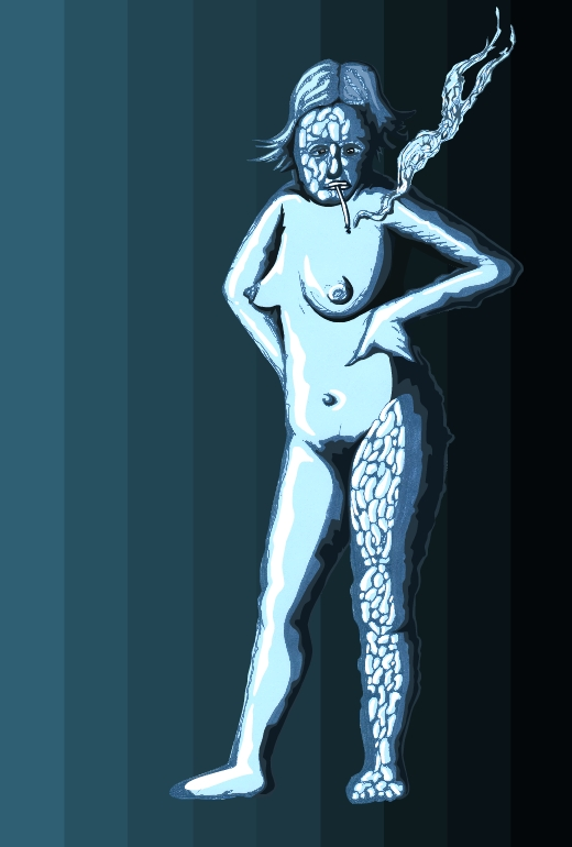 Smokewoman
