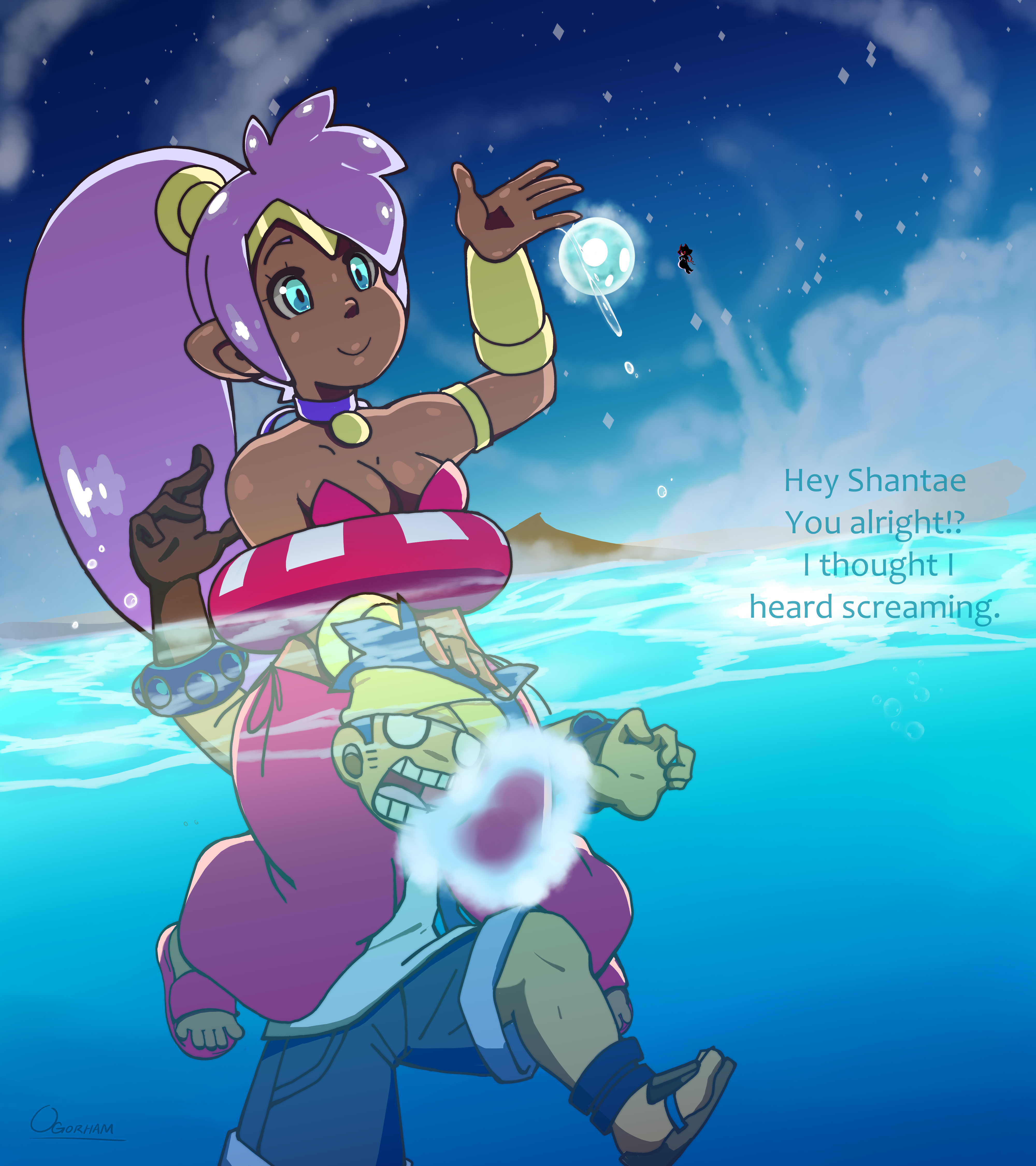 Shantae and the NOW Secret Springs