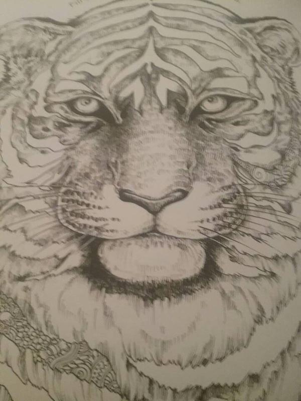 W.I.P. Tiger