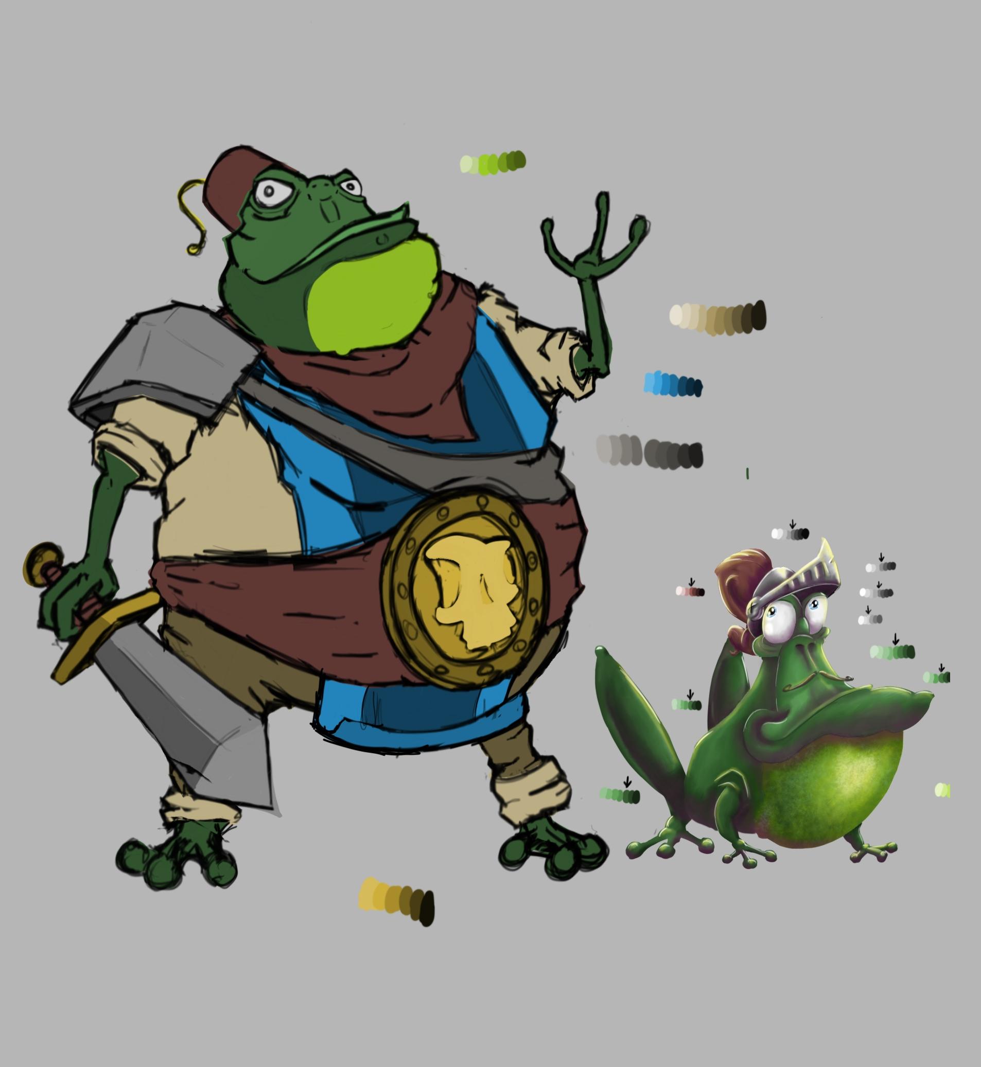 Mid Progress jazza cotm december including mr toad