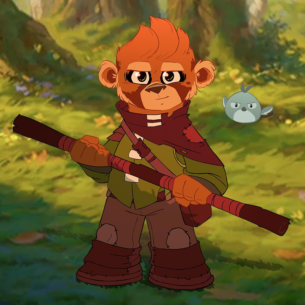 Adventurer Norman
