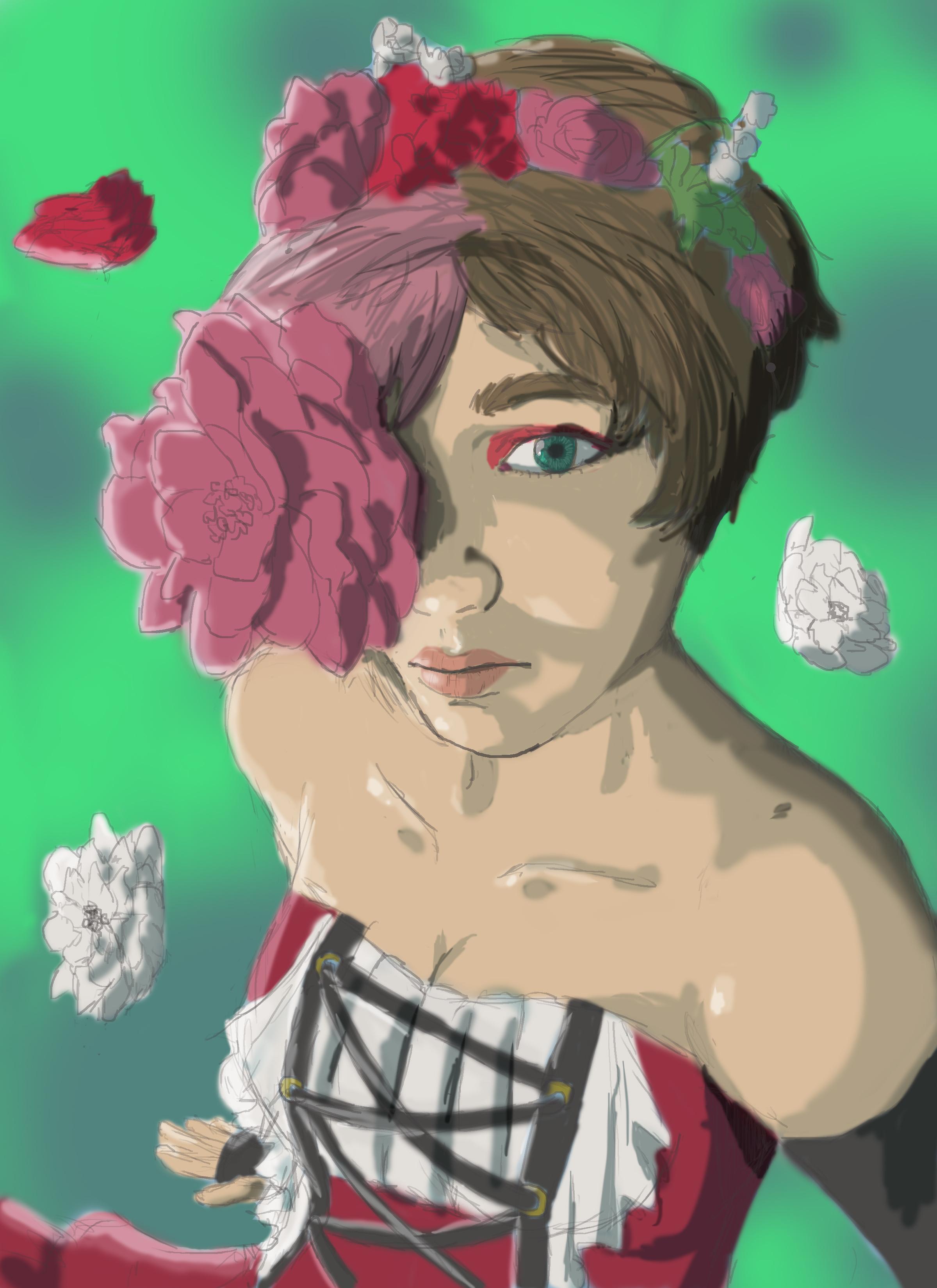 Mistress of Flowers